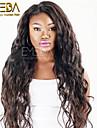 10 \'\' - 26 \'\' perruques de cheveux humains bresilien avant de dentelle de cheveux vierges / perruques completes pour les femmes noires
