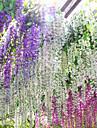 Gren Silke Plast Campanula Väggblomma Konstgjorda blommor 110*50*15cm