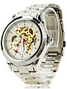 Men's Watch Auto-Mechanical Skeleton Watch Water Resistant Cool Watch Unique Watch