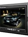 "7 ""TFT LCD dvd de voiture CCTV inverser arriere camera moniteur PAL NTSC"