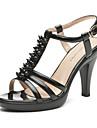 aokang® kvinnors leatherette sandaler - 132812086