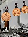 #(Max 40W) Lampe suspendue ,  Contemporain / Traditionnel/Classique / Rustique / Vintage / Retro / Lanterne Autres Fonctionnalite for LED