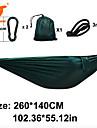 Hamac ( Vert fonce )Resistant a l\'humidite / Etanche / Respirabilite / Resistant aux ultraviolets / Sechage rapide / Antimite / Bonne