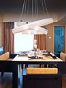 50W Lampe suspendue ,  Contemporain Autres Fonctionnalite for LED AcryliqueSalle de sejour / Chambre a coucher / Salle a manger /