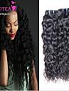 brasilianska jungfru hår vatten våg brasiliansk hår väva buntar våta och vågiga virgin hår 3st lot människohår förlängningar