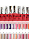 1 PCS ANA 192 Colors Gelpolish Nail Art Soak Off UV Nail Gel Polish 12ml 1-24