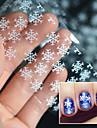 Vackert - Finger - 3D Nagelstickers / Nagelsmycken - av Andra - 1Pcs - styck 3*1.5*5 - cm