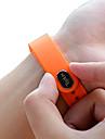 Toplux E02 Aktivitetsmonitor / Smart klocka / Smart armbandVattenavvisande / Brända Kalorier / Stegräknare / Röstmeddelande / Alarmklocka