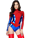 Bijoux de Vacances Superheros Fete / Celebration Deguisement Halloween Rouge / Bleu Imprime / Mosaique Collant/CombinaisonHalloween /