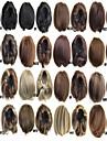 nya syntetiska klipp i vågiga hår bulle förhöjningsplåtar chignon ring donut rull hår pad peruk perucas pannband