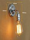 AC 100-240 40 E26/E27 Rustik/hytte Maleri Feature for Pære medfølger,Atmosfærelys Væg Lamper Wall Light