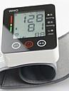 ck®ome automatique poignet numerique brassard pression arterielle metre moniteur poignet impulsions sphygmomanometre LCD tactile