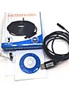 2m USB etanche 2.0 cmos serpent lentille 7mm 6 dirigee camera HD endoscope