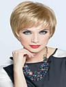 nuovo arrivo colore biondo affascinante parrucca corta syntheic