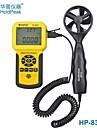 digital handhållna hög precision split typ anemometer luftmätare vindmätare holdpeak hp-836a
