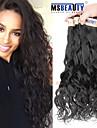 3st / lot 6a 12-22inch obearbetade peruanska jungfru hår naturlig våg 100% mänskliga hårförlängningar