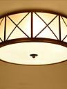 40W Takmonterad ,  Traditionell/Klassisk / Rustik/Stuga / Rustik / Vintage / Kontor/företag Elektropläterad Särdrag for Flush Mount Lights