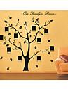 Botanique Stickers muraux Autocollants avion Autocollants muraux decoratifs,Vinyle Materiel Decoration d\'interieur Calque Mural