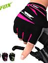 BATFOX® Gants sport Femme Homme Enfant Gants de Cyclisme Printemps Ete Automne Gants de VeloAntiderapage Respirable Tirette facile