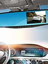 2.8 Inch HD Rearview Mirror Tachograph Loop Video Motion Detection