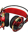 e-3lue Iron Man 3 gaming headset marvel pc hörlurar