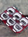 Tengyeung Boite de peche Boite a hamecons Etanches 1 Plateau 11*7.5*1.2 Plastique