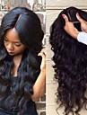 joywigs non transformes perruques bresilien de cheveux humains dentelle vague de corps de perruques cheveux vierges avant avec des cheveux