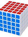 Shengshou® Cube de Vitesse  5*5*5 Vitesse Cubes magiques Noir Blanc ABS