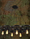40W Hängande lampor ,  Traditionell/Klassisk / Rustik/Stuga / Vintage / Kontor/företag / Rustik Målning Särdrag for Ministil MetallLiving