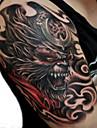 etanche tatouages temporaires grand bras faux transfert tatouage autocollants de pulverisation sexy