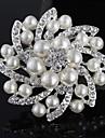 Dame Perle Imitație de Perle Argilă imitație de diamant Aliaj La modă Bijuterii Nuntă Petrecere Casual