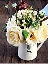 Gren Silke Roser Prästkragar Frukt Bordsblomma Konstgjorda blommor 28CM