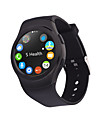 complete g3 bluetooth mode smart watch mtk2502 gprs sim smartwatch circulaire sur mesure pour apple iphone android phone