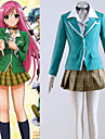 Costumes Cosplay - Autres - Rosario and Vampire - Manteau / Chemise / Jupe / Colliers / Bas