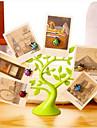 creatif coleopteres aimant message d\'arbre chanceux pince carte memo decoration