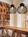 Max 60W Lampe suspendue ,  Retro Peintures Fonctionnalite for Designers MetalChambre a coucher / Salle a manger / Cuisine / Bureau/Bureau