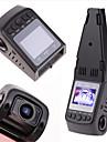 5 MP CMOS- tillFull HD / Video ut / G-sensor / Rörelsedetektor / Vidvinkel / 1080P / HD-2048 x 1536-CAR DVD