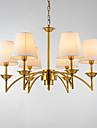 40 Lampe suspendue ,  Contemporain Plaque Fonctionnalite for Style mini MetalSalle de sejour Chambre a coucher Salle a manger