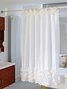 Baroque Poly / coton 200X180CM  -  Haute qualite Rideaux de douche