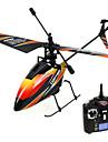 wltoys v911 2.4GHz 4ch fjärrkontroll rc helikopter med gyro läge 2