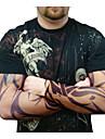 halv tatuering ärmar för män 2016 nya ankomst cykling manschetten armvärmare sol andnings elastisk cykel (par))