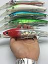 """1 st Hårt bete Pimplar Spigg Ljusgrön Silver Blå gul shad Röd 86g g/> 1 Uns,180mm mm/7-3/4"""" tum,Hårt Plast StålkabelSjöfiske Kastfiske"""