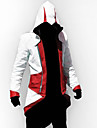 Costume de cosplay de jeux video assassin a la capuche