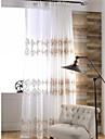 Deux Panneaux Rustique / Moderne / Neoclassique / Mediterraneen / Europeen Floral / Botanique / Feuille / Vin Beige / Vert / OrSalle de