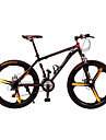 Velo tout terrain Cyclisme 21 Vitesse 26 pouces/700CC Unisexe Adulte Femme Aux femmes Frein a Double Disque Fourche de suspensionDouble