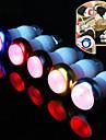 Eclairage securite velo / Ecarteur de danger LED - Cyclisme penggera / Avertissement LR1130 / AG10 20 Lumens Batterie Cyclisme-Eclairage