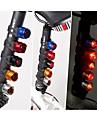 Baklykta till cykel - Cykelsport Vattentät CR2032 / Övrigt 200 Lumen Batteri Cykling-Belysning