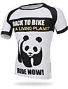 XINTOWN Maillot de Cyclisme Homme Manches courtes Velo Maillot Tee-shirt Hauts/TopsSechage rapide Resistant aux ultraviolets Respirable