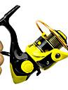 fddl ® peche en mer petits 12 + 1 roulements a billes 5.2: 1 peche wr1000 roue moulinet