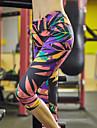 Course / Running Pantalon/Surpantalon / Corsaire / Bas FemmeRespirable / Sechage rapide / Compression / Materiaux Legers /